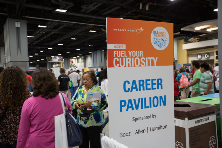 Career Pavilion Sponsor