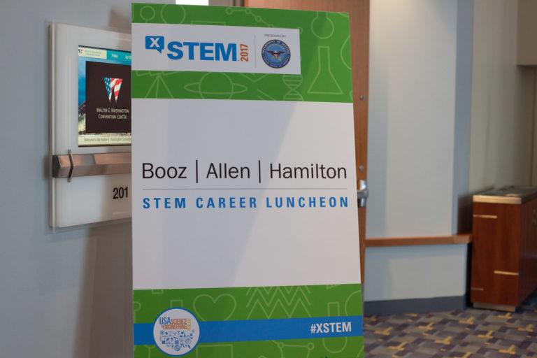 X-STEM Career Luncheon
