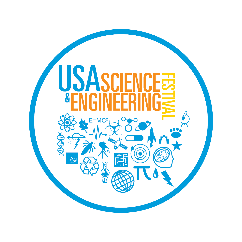 Stem School Logo: USA Science & Engineering Festival