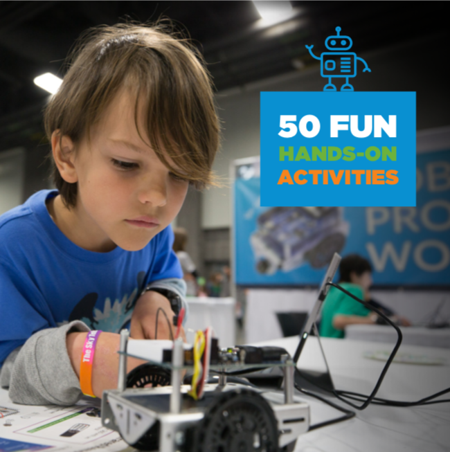 50 Fun Hands-on Activities