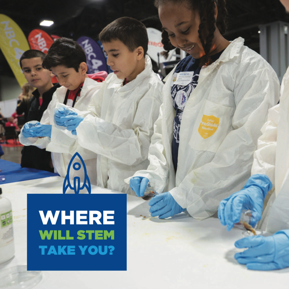 Where will STEM take you?